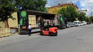 Ataşehir kiralık Forklift